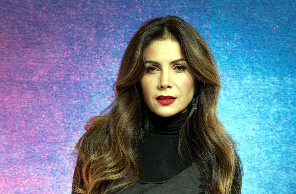 Patricia Manterola se defiende y aclara revelaciones de Garibaldi