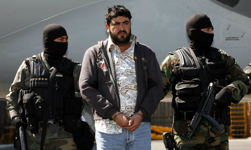 Juez aplaza sentencia contra Alfredo Beltrán Leyva