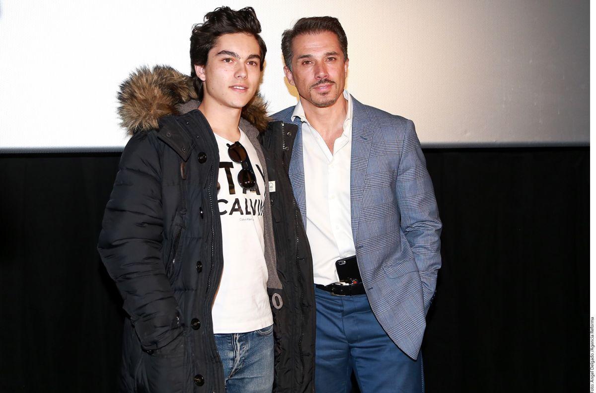 Video: Sergio Mayer explota contra medios por preguntas de su hijo