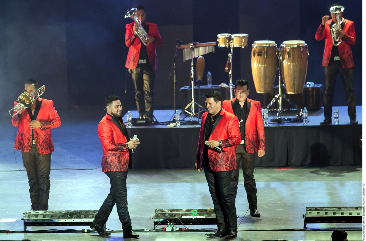 Banda MS y Alan Ramírez regresaron con más ganas a los escenarios