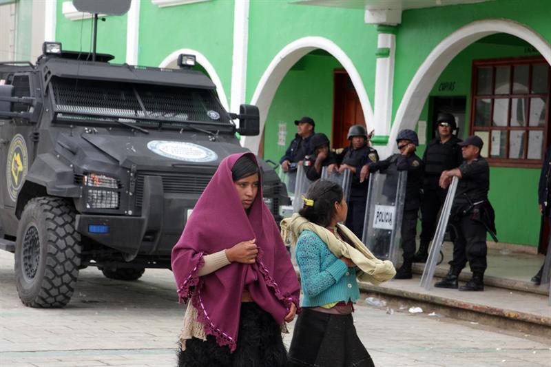 Asesinan a alcalde y a síndico de San Juan Chamula, Chiapas