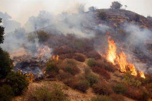 Video: 1 muerto y 18 casas destruidas en incendio masivo de Santa Clarita