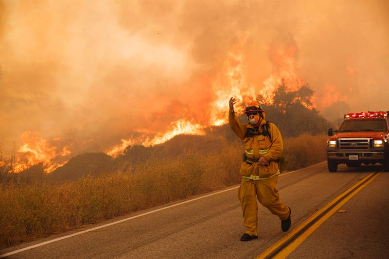 Los 10 incendios más devastadores de la historia de California