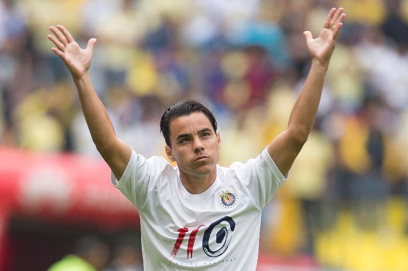 Omar Bravo se va a la NASL: es el nuevo jugador de los RailHawks
