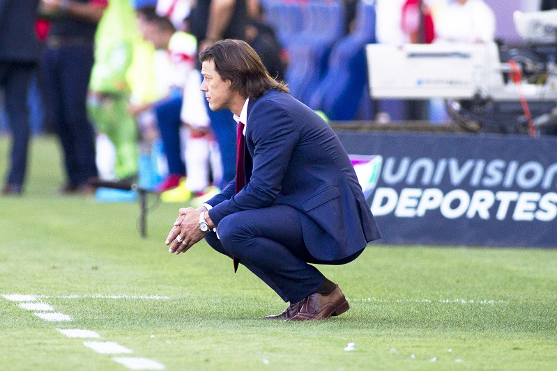 Almeyda: el entrenador que hace llorar a Vergara