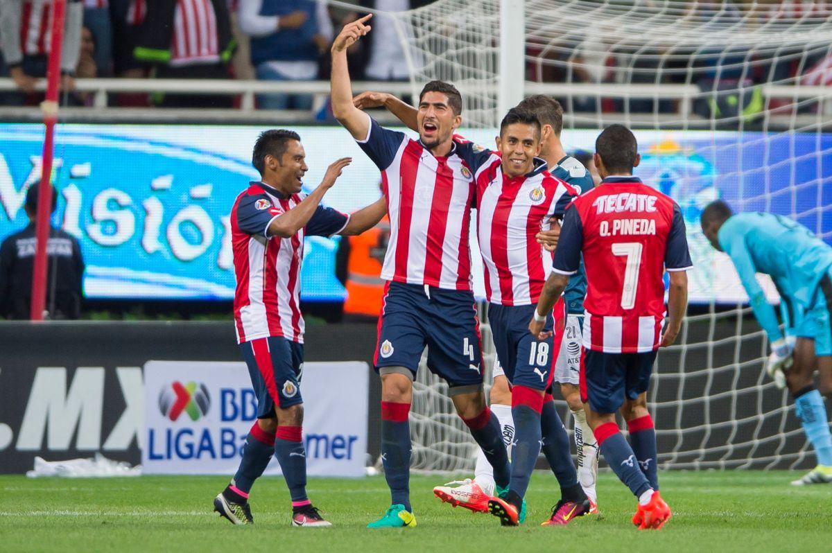 Chivas debuta en Chivas TV con una victoria sobre Monterrey