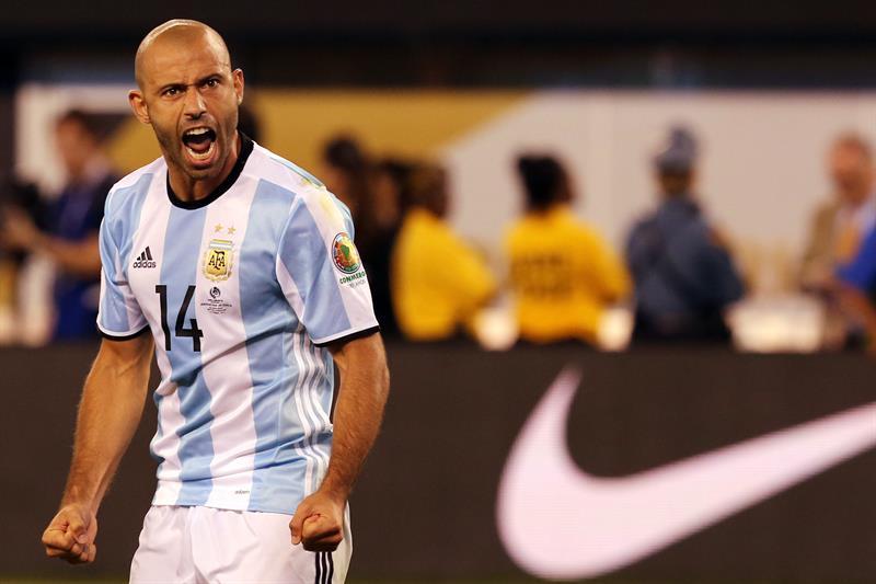 Mascherano deja al aire su continuidad en la selección de Argentina