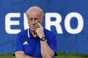 Del Bosque renuncia a la dirección técnica de la selección española