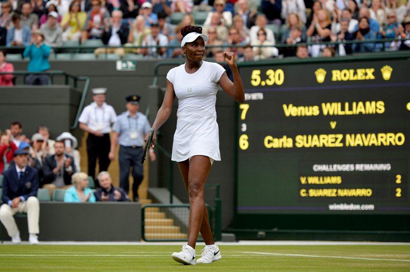 Así quedan los cuartos de final femeniles en Wimbledon
