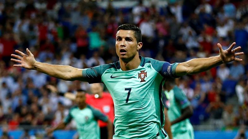 Euro 2016: Cristiano Ronaldo lleva a Portugal a la Final