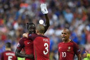 Video: Eder le da la gloria a Portugal con un gol al límite