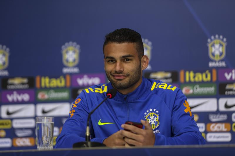 Thiago Maia adora a Neymar y vive un sueño rumbo a Río 2016