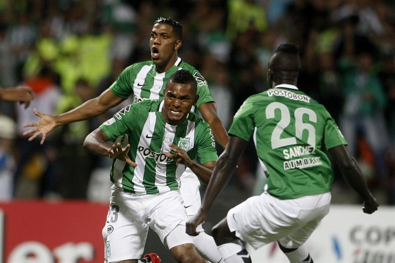 Copa Libertadores: Medellín es una fiesta, Atlético Nacional ya pegó primero