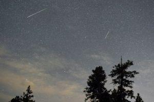 La espectacular lluvia de meteoritos que podremos ver este fin de semana