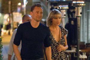 Tom Hiddleston no quiere hablar sobre su romance con Taylor Swift