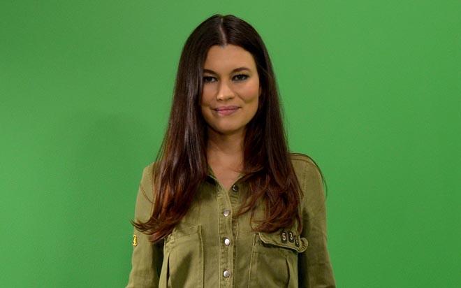 Natália Subtil se apoya en su ex durante el embarazo