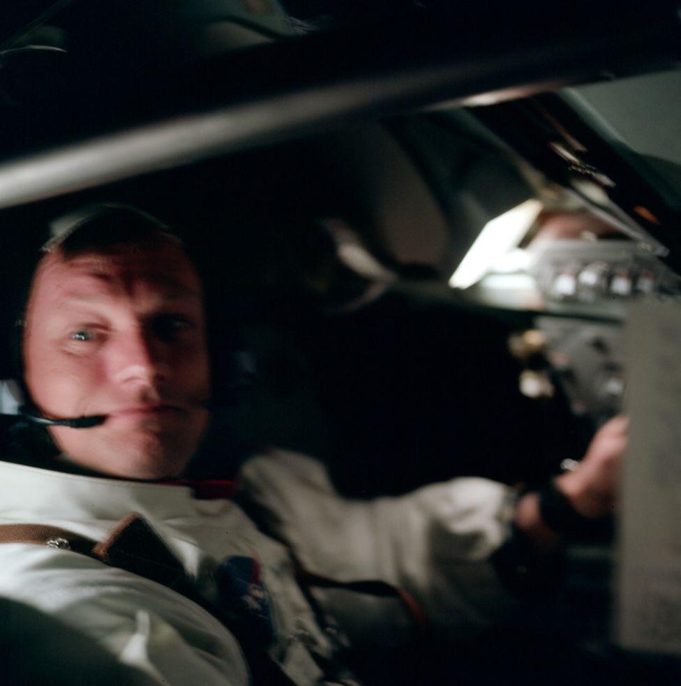 Fotos: Así se veía México desde el espacio cuando el hombre llegó a la luna