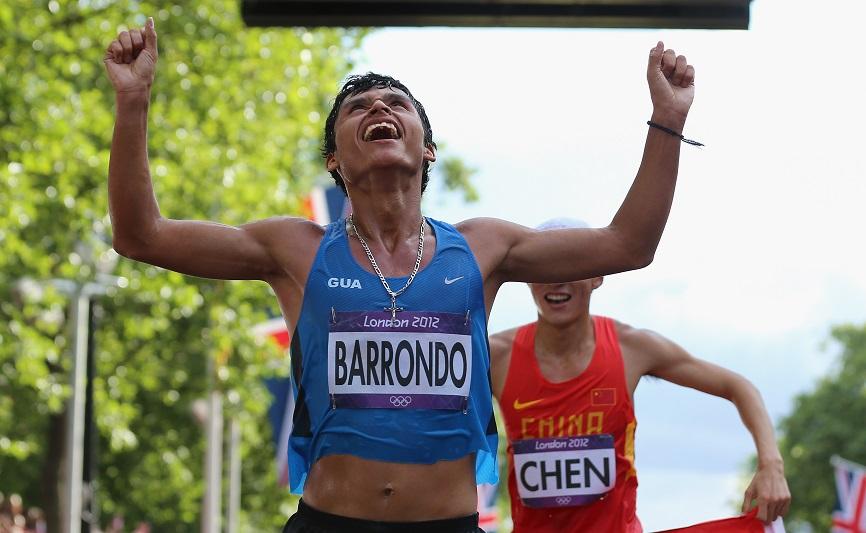 Érick Barrondo, la ilusión de Guatemala en los Juegos Olímpicos de Río 2016