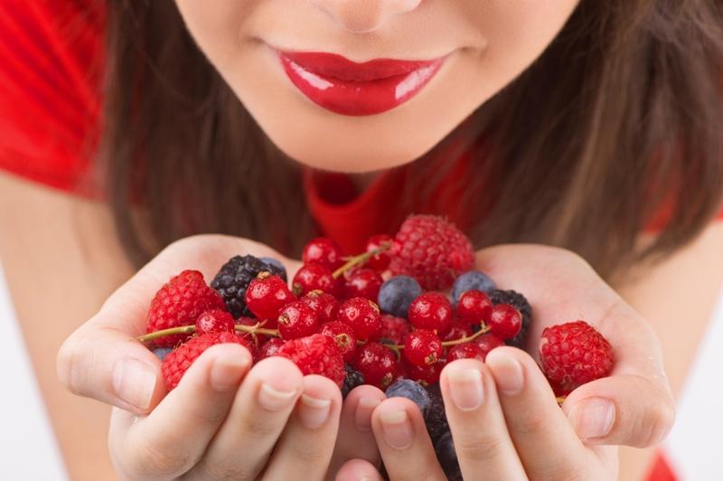 ¡Un puñado de moras al día! Poderoso remedio natural contra enfermedades degenerativas