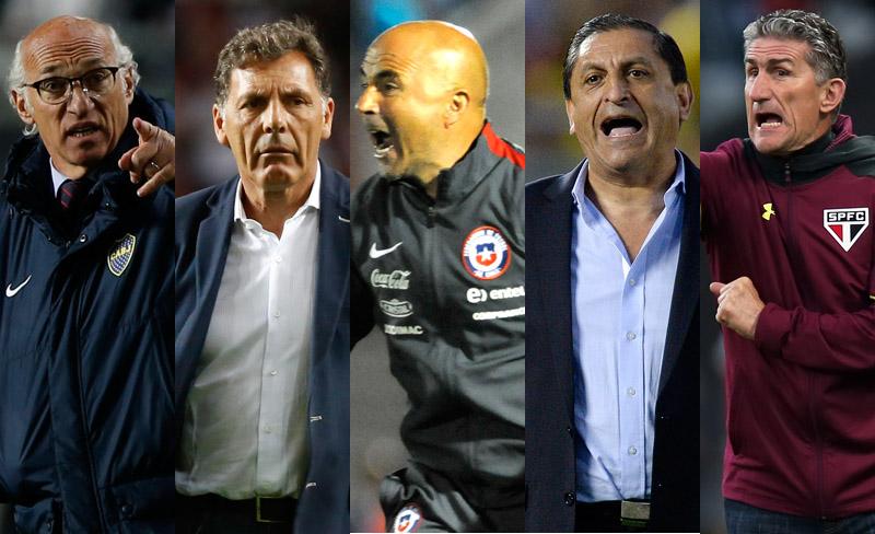 Casting de selección: qué ganaron como entrenadores los cinco candidatos a dirigir a Argentina