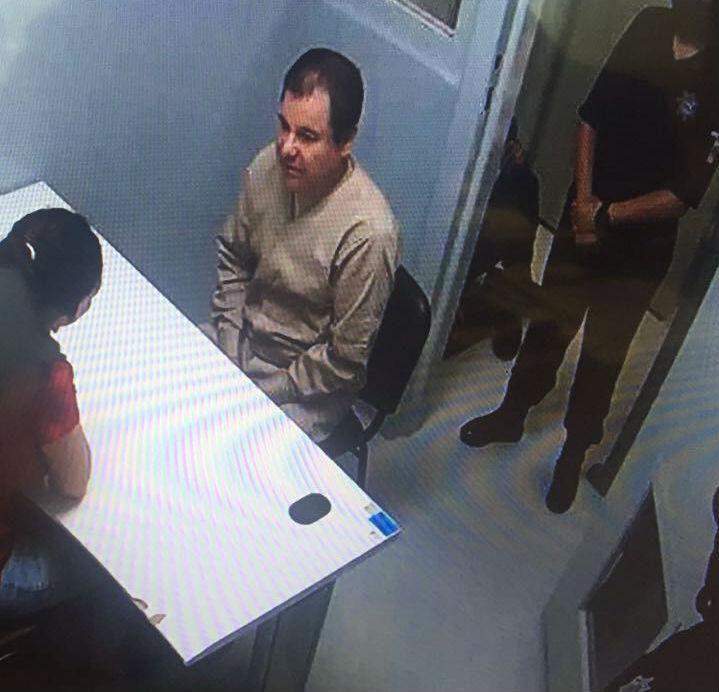 ¿Se fugó de nuevo El Chapo? Con esta imagen aplacan los rumores