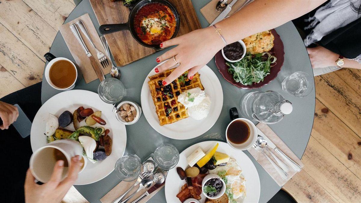 Diez tips para comer sin culpa