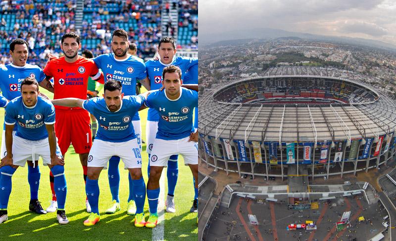 Cruz Azul volverá a jugar de local en el estadio Azteca, ¿sabes a partir de cuándo?