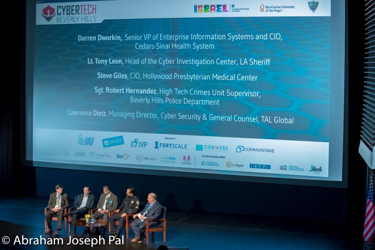 Seguridad cibernética en California, liderada por Israel