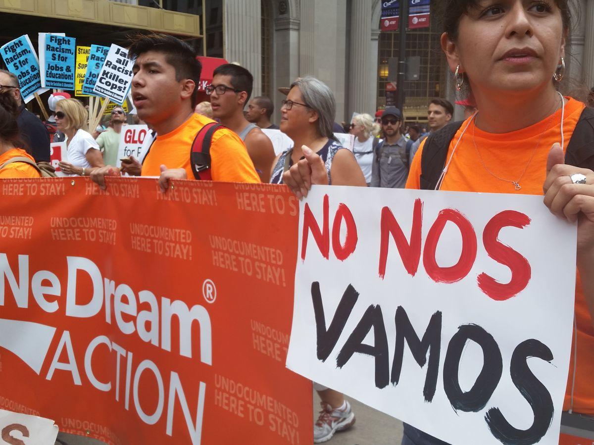 """Los """"DREAMers"""" están entre los grupos más activos y organizados en la comunidad inmigrante."""