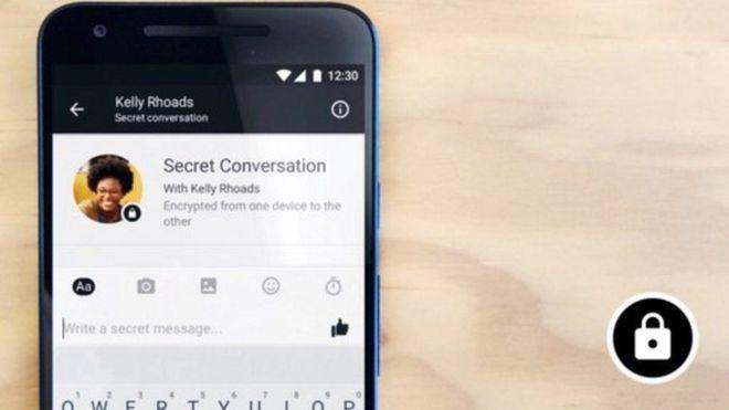 """Así funcionarán los """"mensajes secretos"""" en Facebook"""