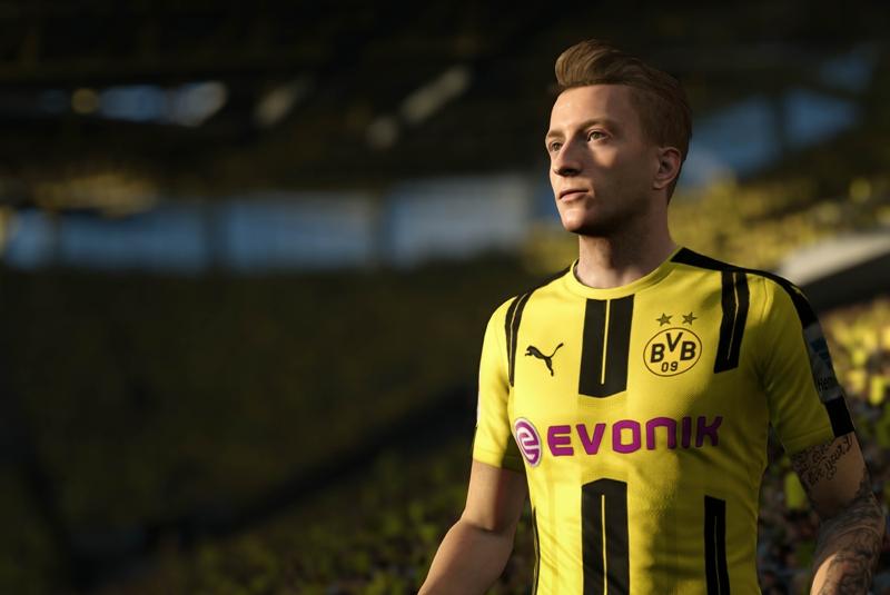 Marco Reus gana a otras estrellas del futbol europeo la portada del videojuego FIFA17