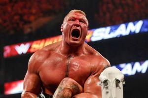 Brock Lesnar dio positivo por dopaje antes de su pelea en el UFC 200