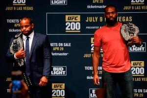 Jon Jones tumba la pelea estelar del UFC 200 por dopaje inminente