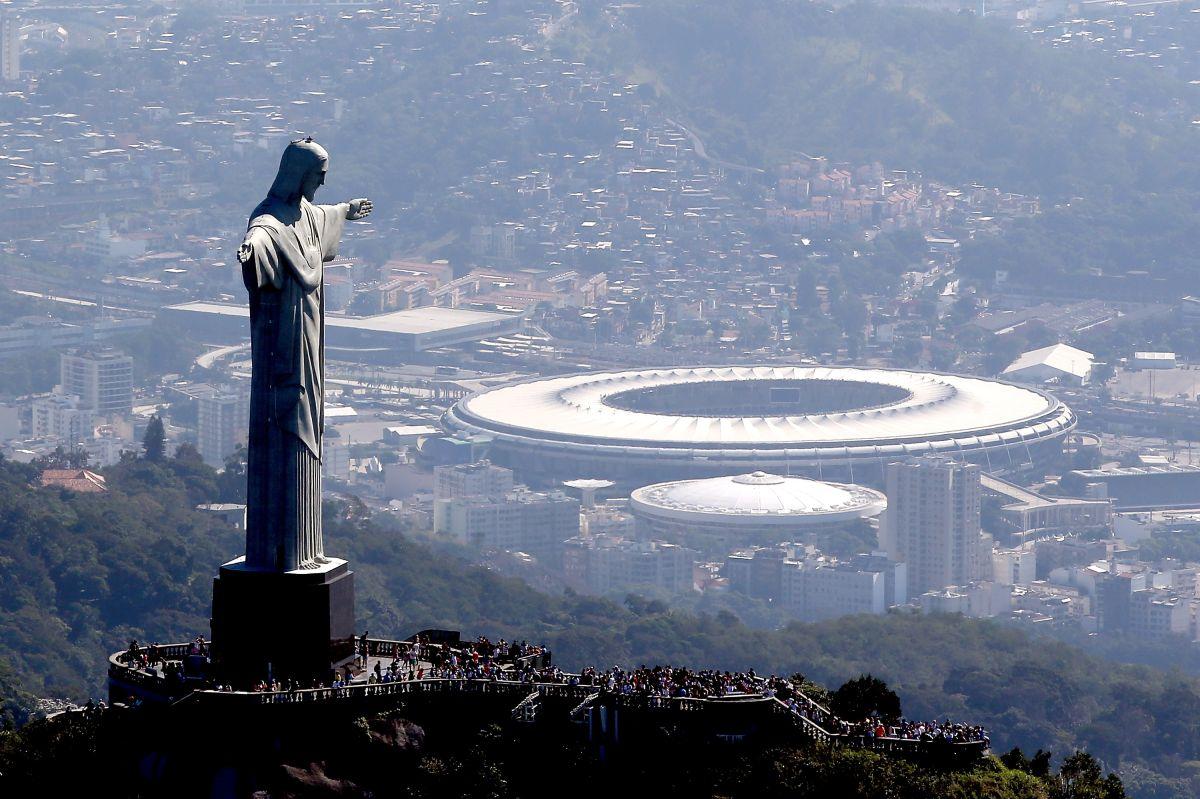 La fecha se acerca para que Maracaná reciba al mundo en la apertura.
