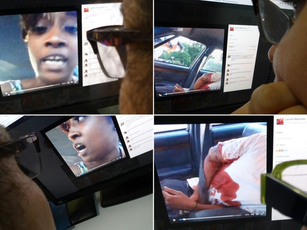 (COMBO) Varias escenas del perturbador video.