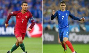 Final Euro 2016: Portugal vs. Francia, consulta horarios, canales y alineaciones