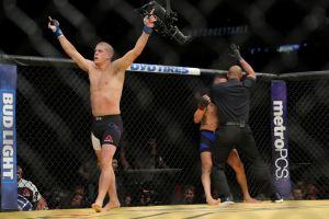 UFC 200: Joe Lauzon fue una pesadilla para Diego Sánchez