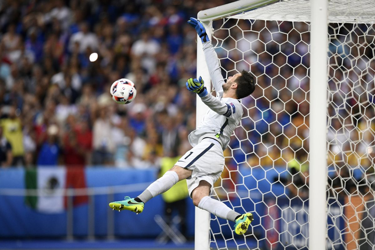 VIDEO: Lloris estaba lesionado cuando Eder le marcó el gol en la Final de la Eurocopa