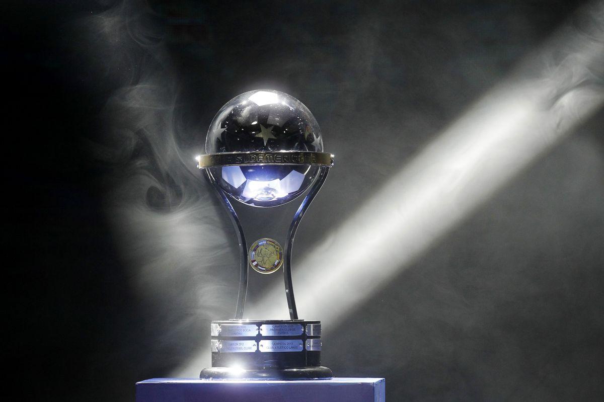 Calendario Copa Sudamerica 2016