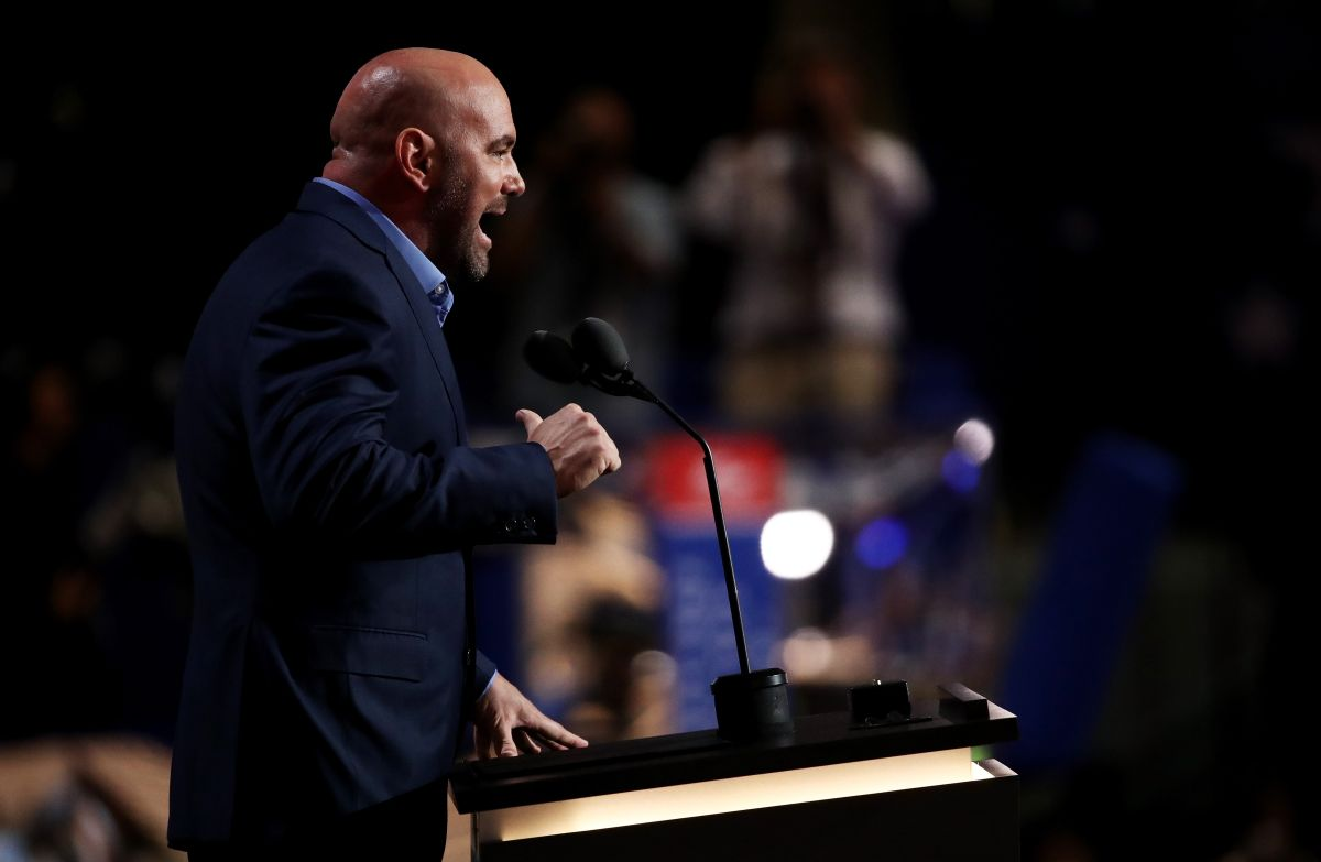 Dana White no hace caso a las críticas por hacer eventos de UFC, mientras el mundo lucha contra el coronavirus.