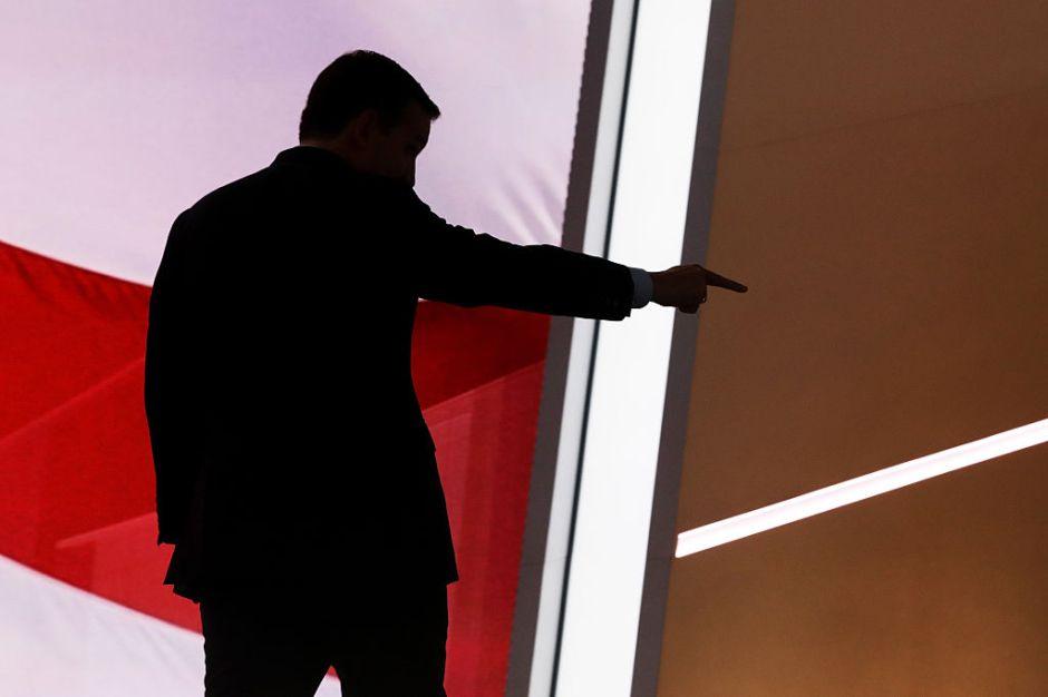 Ted Cruz defiende su gran desaire a Trump