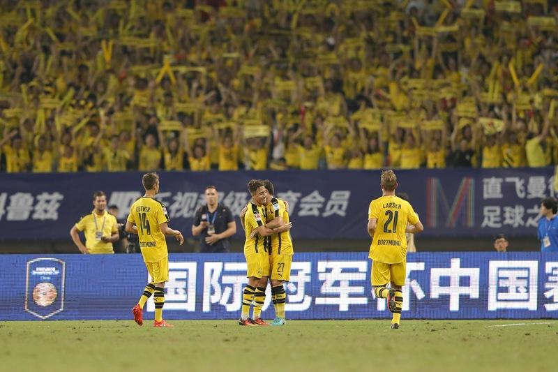 El proyecto chino detrás de las millonarias inversiones en el fútbol
