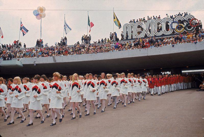 Los Juegos Olímpicos son expresión de cada época y por eso Río 2016 no se parece nada a México 68