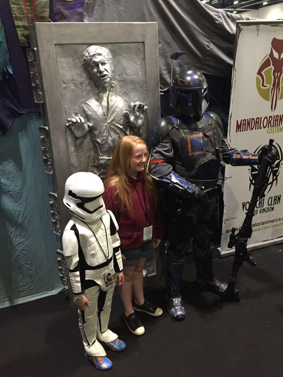 Star Wars Celebration 2016: la Fuerza tiene mucho futuro