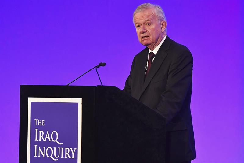 Reino Unido no agotó opciones pacífica antes de invadir Irak