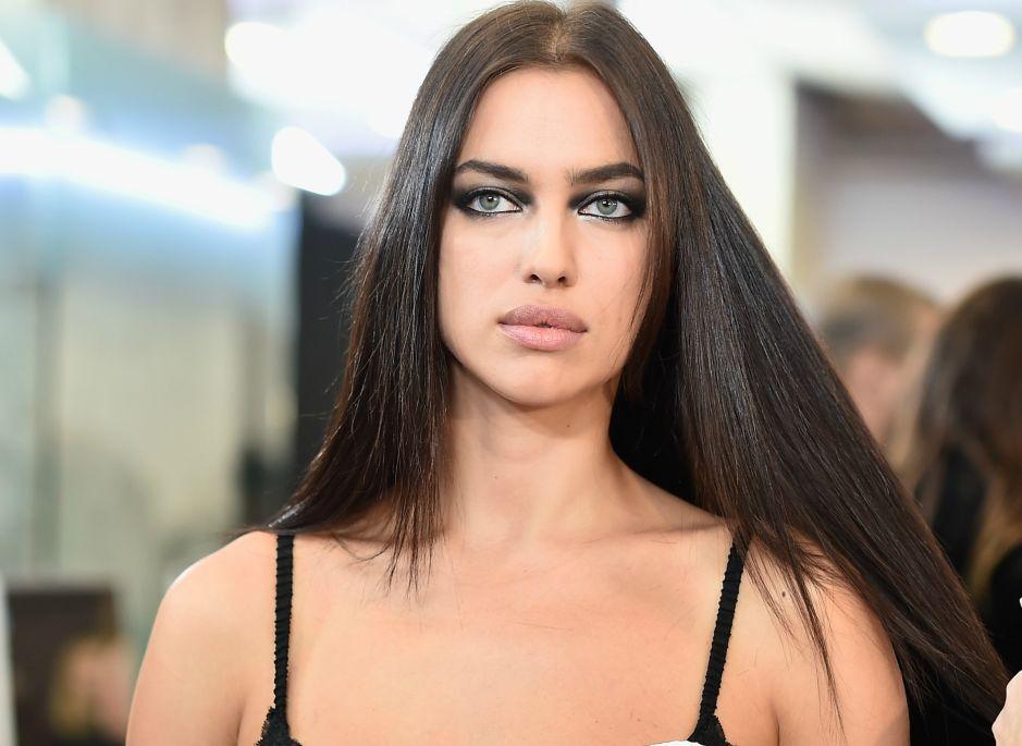 Mira el topless de Irina Shayk que está revolucionando Instagram