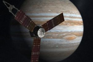 """Las impresionantes """"columnas de vapor de agua"""" de Europa, una luna de Júpiter"""