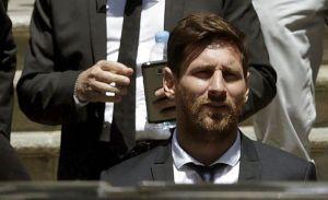Barcelona lanza una campaña de apoyo a Messi