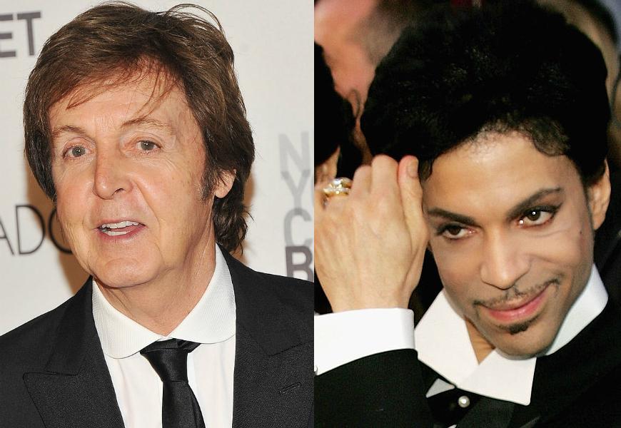 Mira por cuánto se vendió esta carta de Paul McCartney a Prince