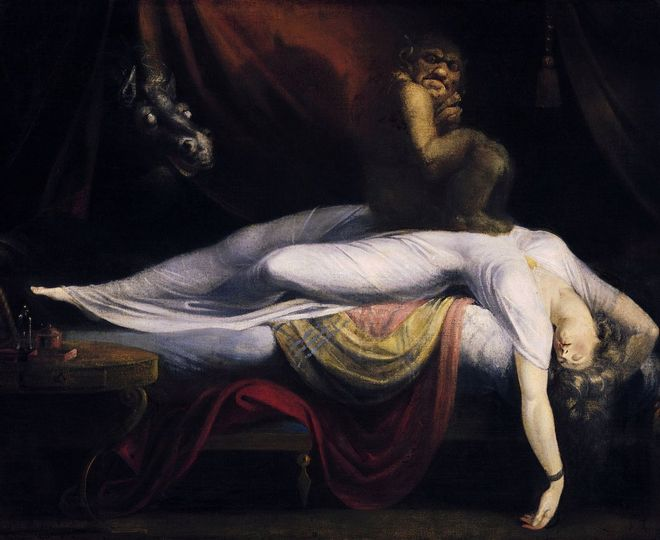 Monstruos, duendes y muertos en tus sueños, ¿de dónde salen?